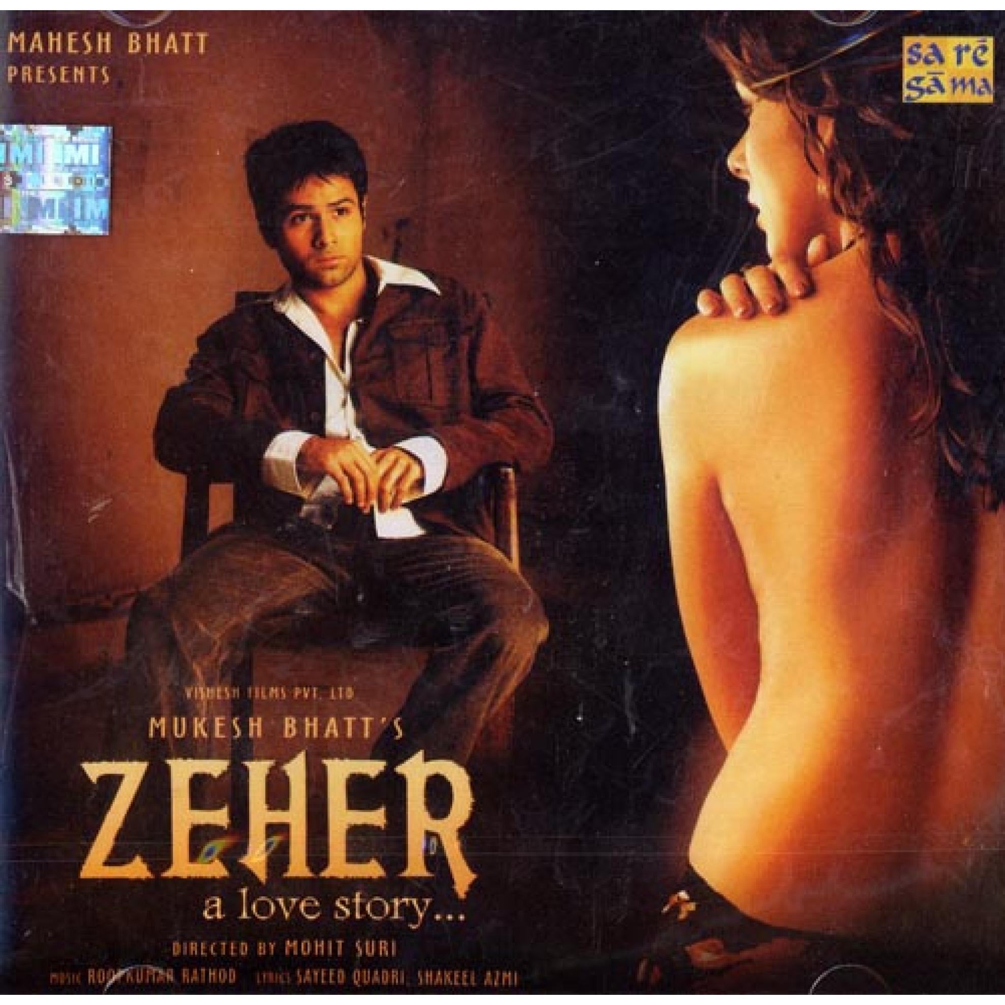 Zeher   Soundtrack   Imraan Hashmi   Shamita ShettyZeher Soundtrack