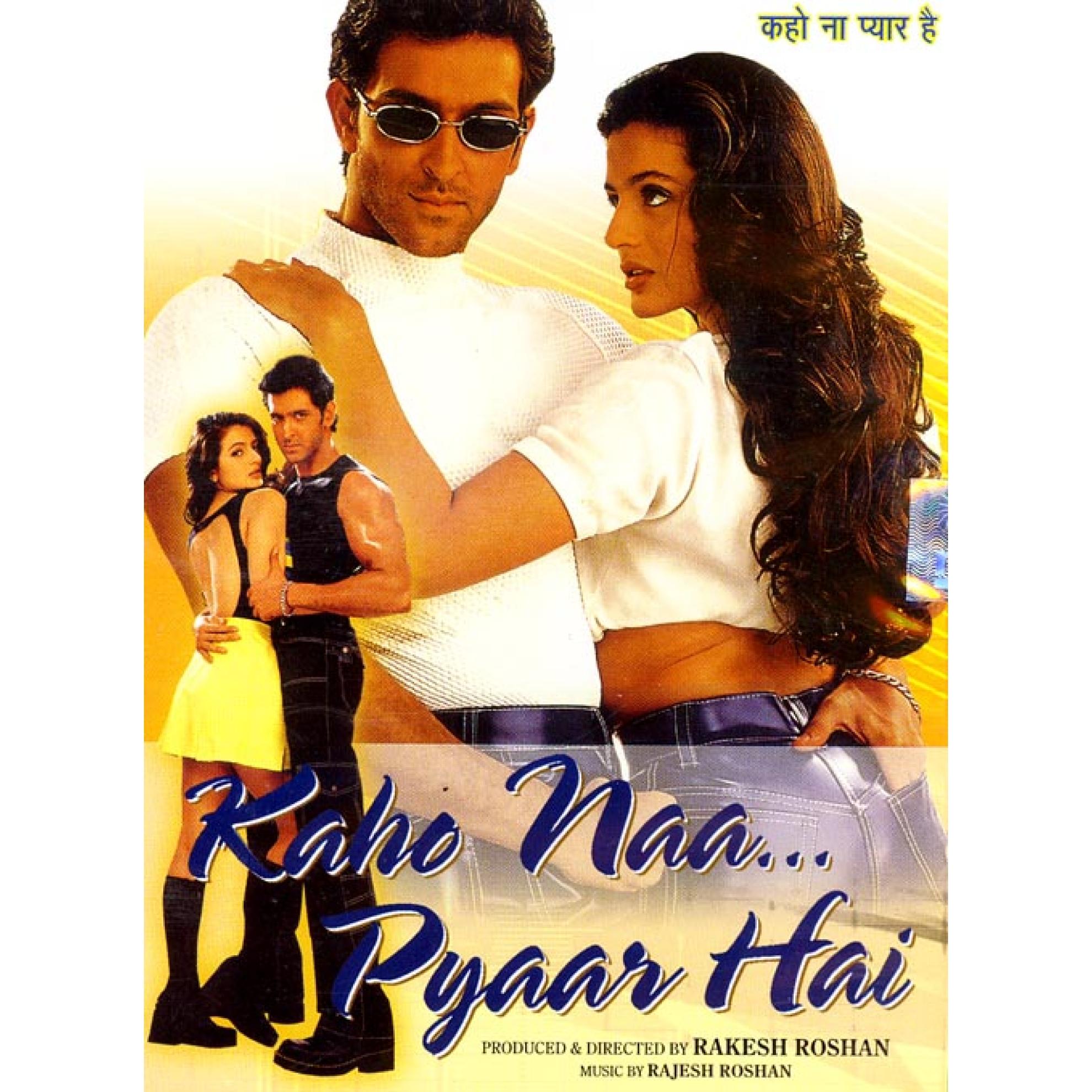 Bepanah Pyaar Hai Tumse Song Download: Soundtrack Kahona Pyar Hai