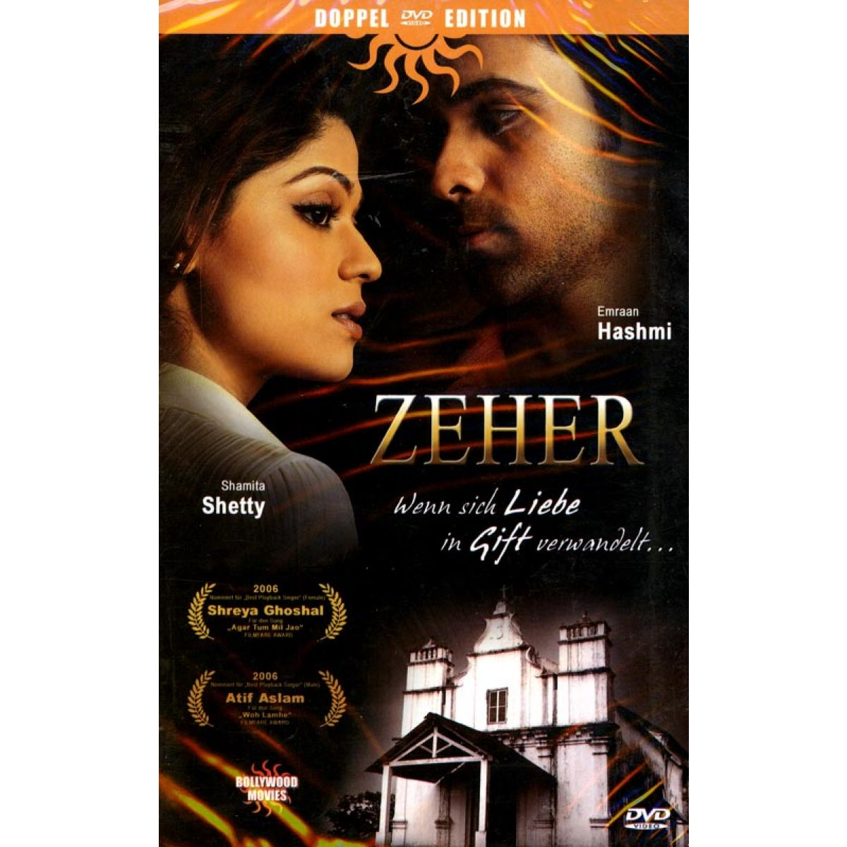 Zeher Zeher - dvd  german edition Zeher Soundtrack
